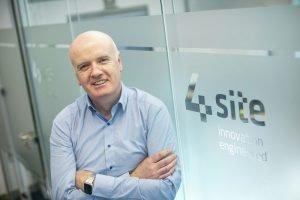 4site CEO Ian Duggan